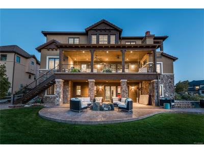 Highlands Ranch Single Family Home Active: 10699 Flowerburst Court