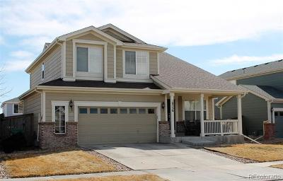 Commerce City Single Family Home Active: 10756 Kalispell Street