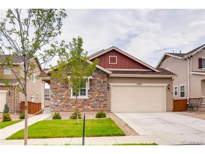 Broomfield Single Family Home Active: 17070 Galapago Court