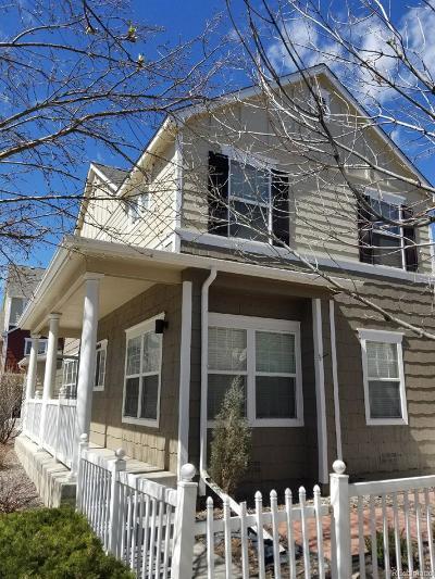 Red Hawk Condo/Townhouse Under Contract: 1464 Bergen Rock Street
