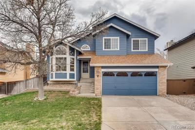 Highlands Ranch Condo/Townhouse Active: 1350 Knollwood Way