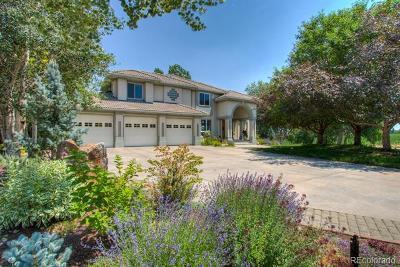 Lafayette Single Family Home Active: 582 Brainard Circle