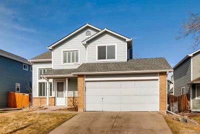 Littleton Single Family Home Active: 11489 West Fair Avenue