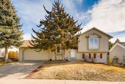 Centennial Single Family Home Under Contract: 5870 South Perth Place
