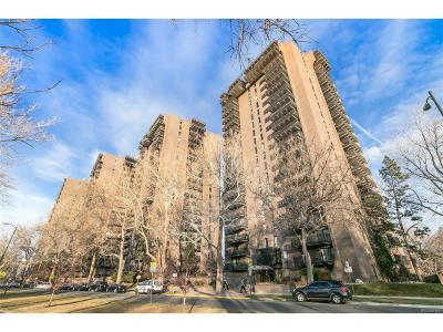 Denver Condo/Townhouse Active: 480 South Marion Parkway #1503