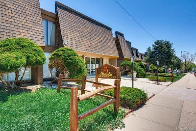 Denver Condo/Townhouse Active: 8330 Zuni Street #217