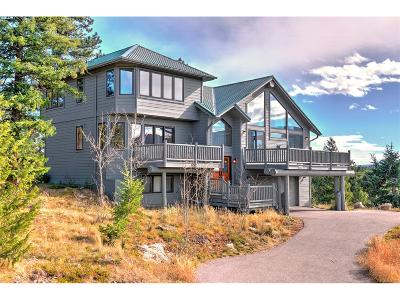 Evergreen Single Family Home Under Contract: 6912 Lynx Lair Road