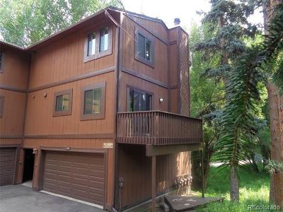 Evergreen CO Condo/Townhouse Active: $375,000