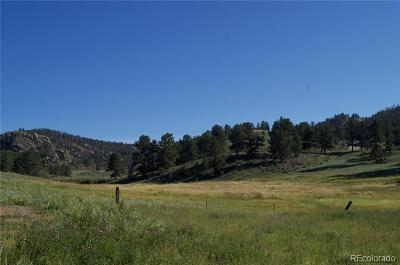 Florissant CO Residential Lots & Land Active: $42,000