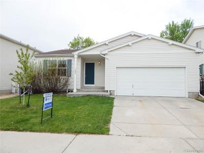 Longmont Single Family Home Active: 1289 Monarch Avenue
