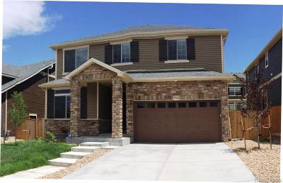 Aurora Single Family Home Active: 4906 South Buchanan Street