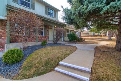 Centennial Condo/Townhouse Under Contract: 2515 East Fremont Court