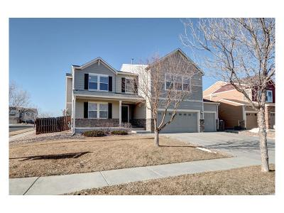 Commerce City Single Family Home Under Contract: 10113 Fairplay Street