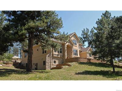 Larkspur CO Single Family Home Sold: $749,000