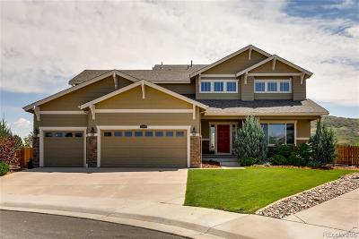 Castle Rock Single Family Home Active: 2265 Iron Shot Court