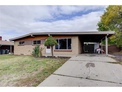 Westminster Single Family Home Active: 8230 Auburn Lane