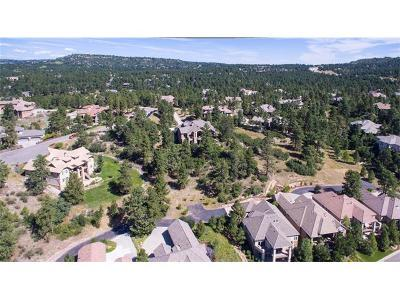 Castle Rock Residential Lots & Land Active: 652 Ruby Trust Drive