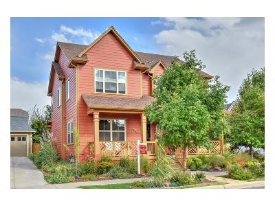 Denver Single Family Home Active: 3356 Akron Street
