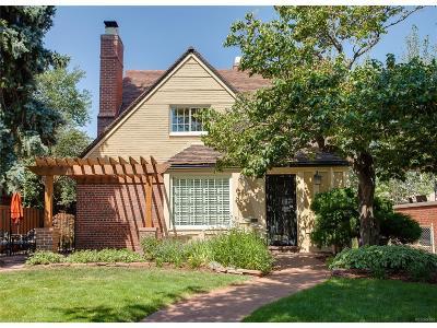 Park Hill, Parkhill Single Family Home Active: 2645 Ash Street