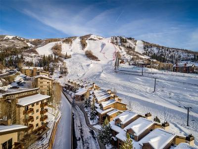 Steamboat Springs Condo/Townhouse Active: 2355 Ski Time Square Drive #221-4-30