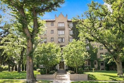 Denver Condo/Townhouse Active: 99 South Downing Street #306