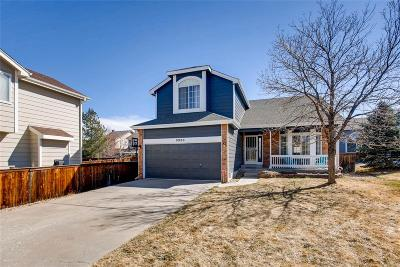 Highlands Ranch Single Family Home Active: 9980 Deer Creek Court