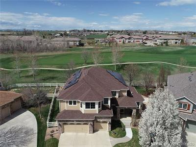 Broomfield Single Family Home Active: 14157 Whitney Circle