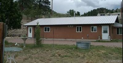 Westcliffe Single Family Home Active: 7011 County Road 328