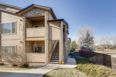 Denver Condo/Townhouse Under Contract: 4875 South Balsam Way #12-103