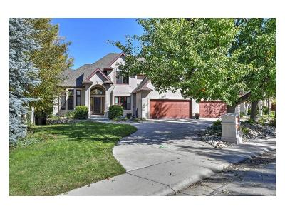 Broomfield CO Single Family Home Sold: $800,000