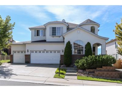 Arapahoe County Single Family Home Active: 7143 South Tibet Way