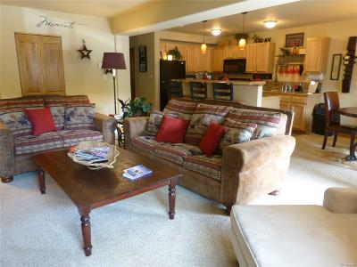 Steamboat Springs Condo/Townhouse Active: 730 Yampa Street #A4