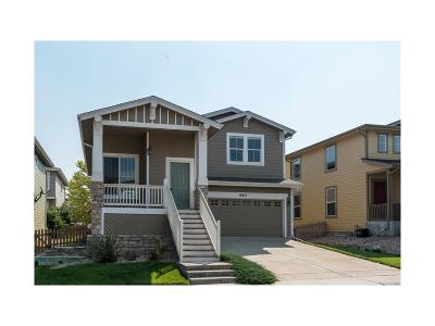 Highlands Ranch CO Single Family Home Under Contract: $415,000