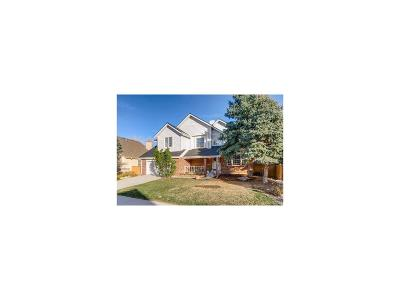 Highlands Ranch Single Family Home Under Contract: 9658 Biltmore Way