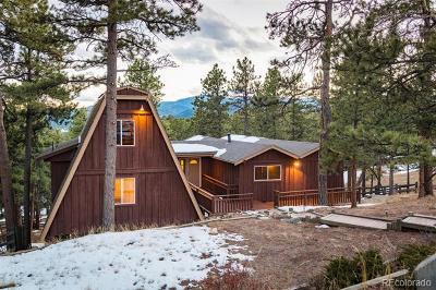 Conifer, Evergreen Single Family Home Active: 29350 Buchanan Drive