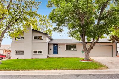 Northglenn Single Family Home Under Contract: 1450 West 104th Place