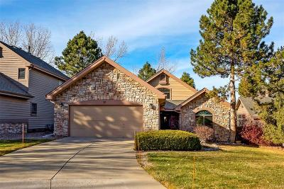 Castle Pines Single Family Home Active: 13 Roder Gate Lane