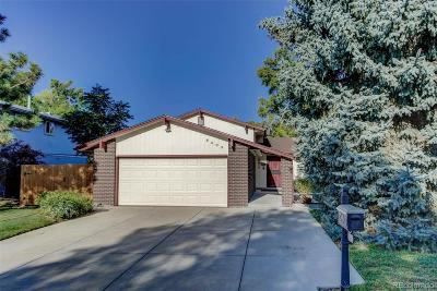 Arvada Single Family Home Under Contract: 8463 Gray Court