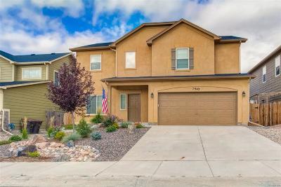 Fountain Single Family Home Active: 7942 Wythe Drive