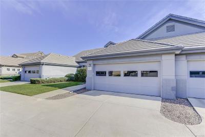 Longmont Condo/Townhouse Under Contract: 3957 Da Vinci Drive