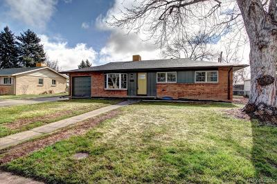Lakewood Single Family Home Active: 60 Dover Street