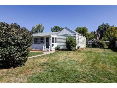 Englewood Single Family Home Active: 4040 South Pennsylvania Street