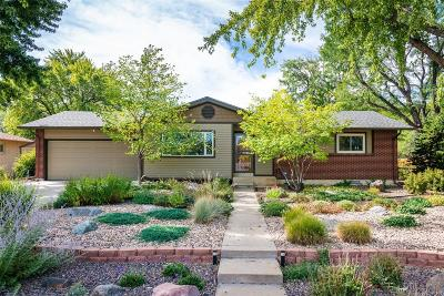 Golden Single Family Home Under Contract: 2193 Creighton Drive