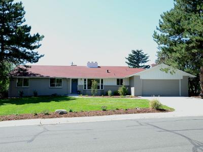 Single Family Home Under Contract: 2451 South Jasmine Place