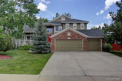 Boulder Single Family Home Active: 5303 Deer Creek Court
