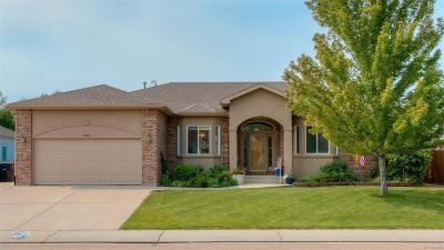 Longmont Single Family Home Active: 2063 Falcon Drive