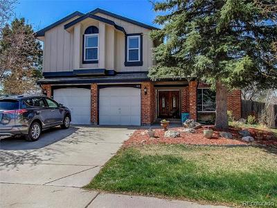 Castle Pines CO Single Family Home Active: $645,900