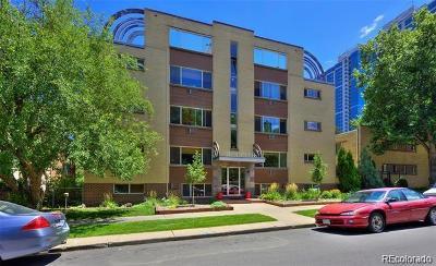 Denver Condo/Townhouse Active: 10 North Ogden Street #203