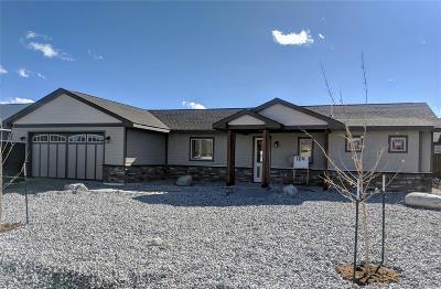 Buena Vista CO Single Family Home Active: $385,000