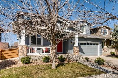 Commerce City Single Family Home Active: 10451 Olathe Way